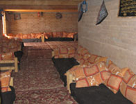 living area in village